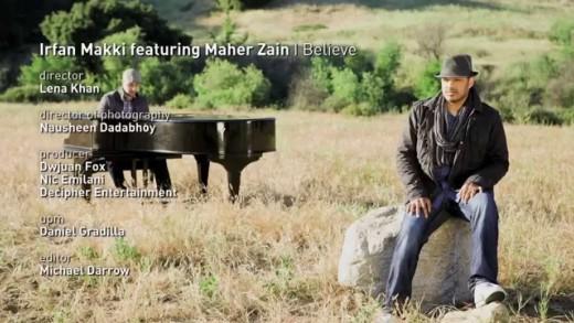 Irfan Makki feat. Maher Zain – I Believe