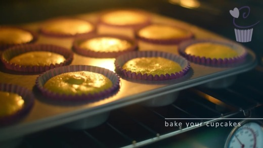 Purple Cupcakes – Baking, buttercream & more