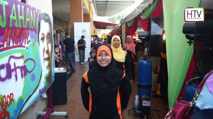 Program bersama peserta rumah anak yatim – HTV