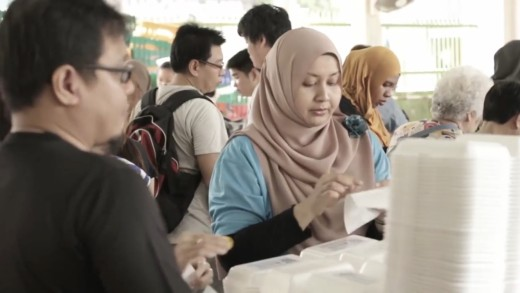 Free Food For All – Corporate Video
