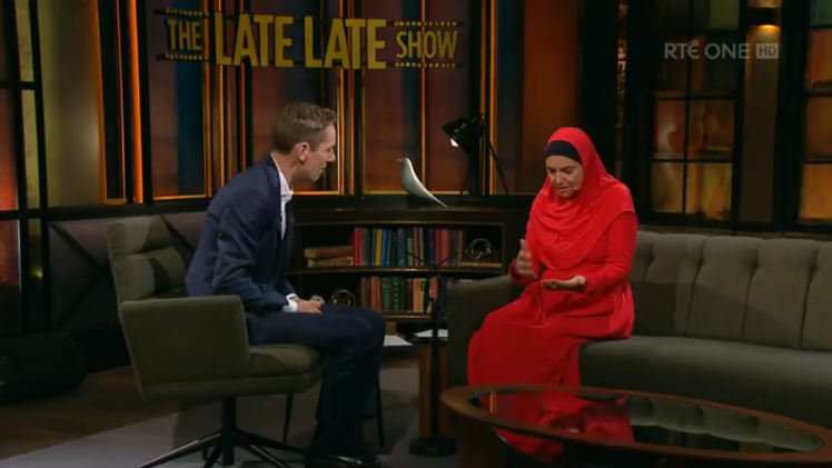 The Late Late Show – Sinead O'Connor